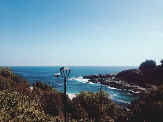 Reconocible vista de LasCujas Cachagua