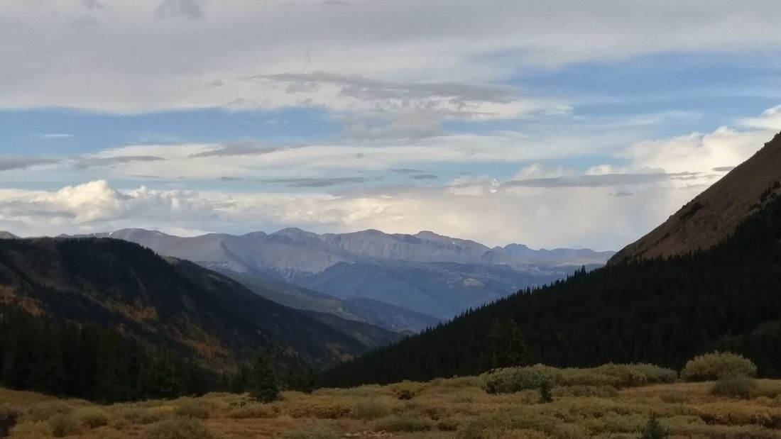 Valley Mountain Nature Landscape Outdoors No People Beauty In Nature No Edit/no Filter Colorado Lost In The Landscape