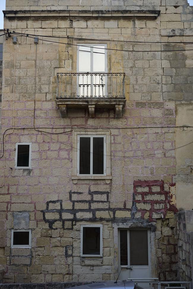 Architecture_collection Buildings Facade Building Facades Malta Architecture Malta Houses Old Architecture Old Buildings Sliema