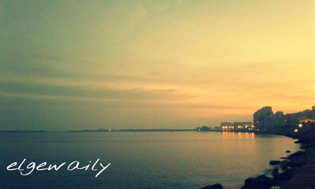 Life Is A Beach Clouds And Sky Enjoying Life اسكندرية_حلوة