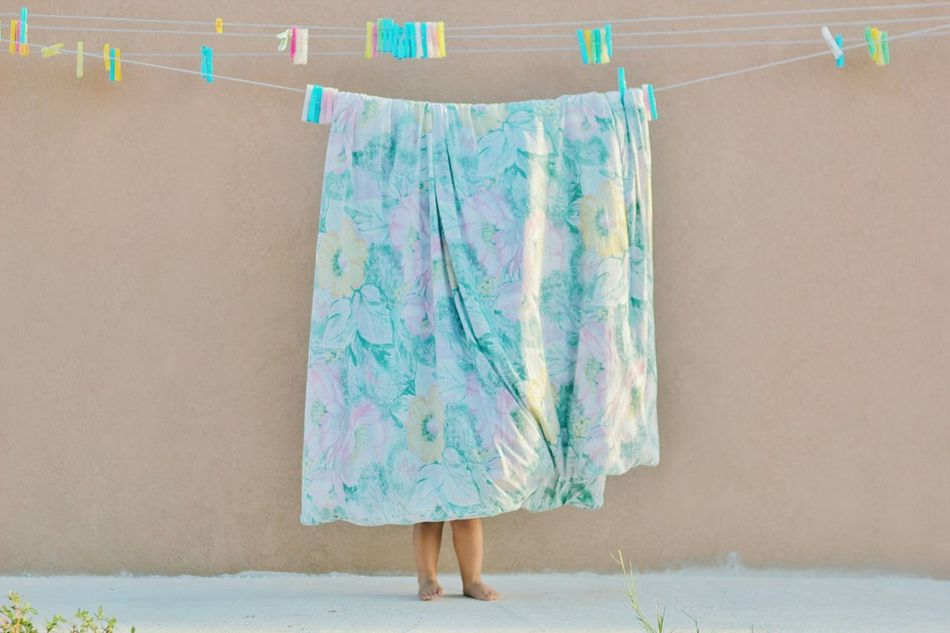 Beautiful stock photos of kinder, Architecture, Built Structure, Child, Clothesline
