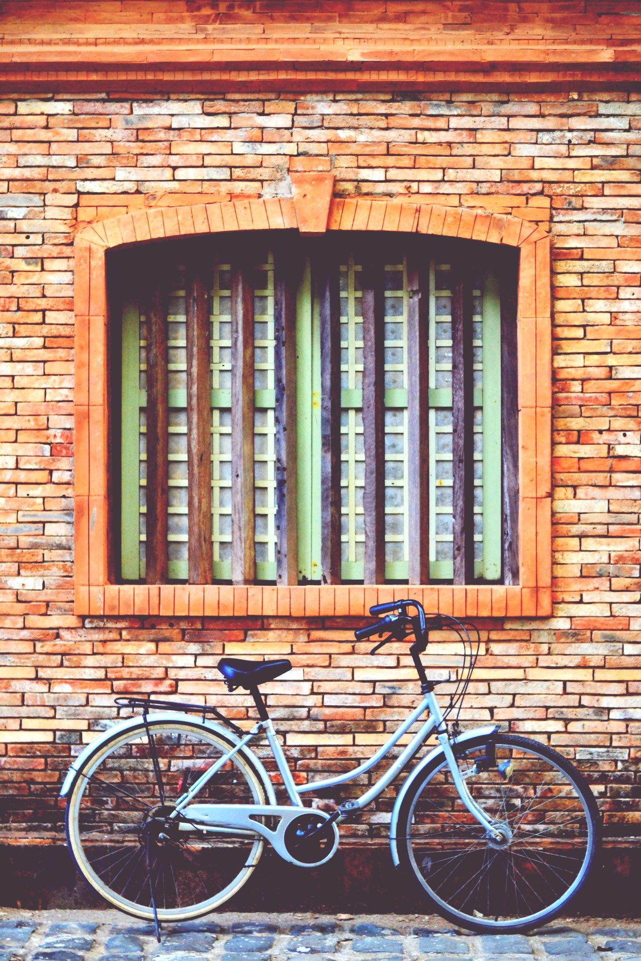 Beautiful stock photos of bike, Architecture, Bicycle, Brick Wall, Building Exterior