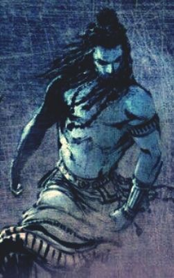 Lord Shiva by Sainiran