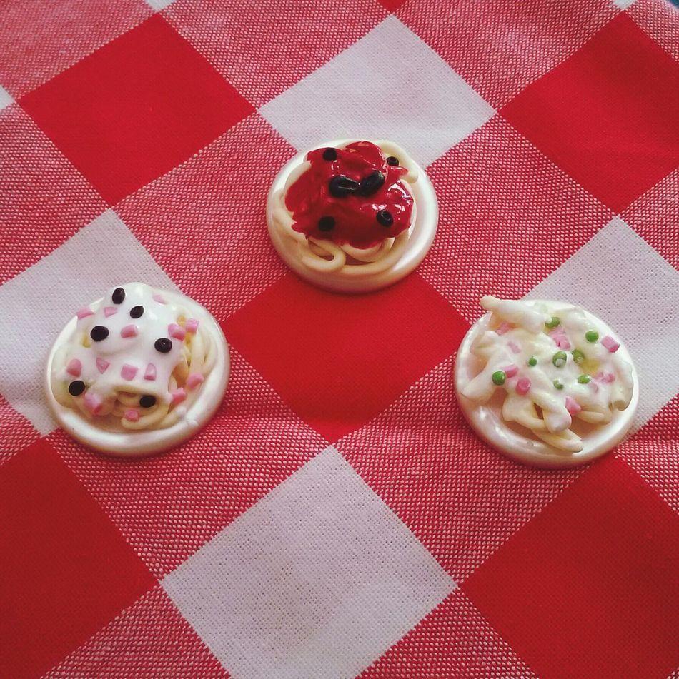 Handmade Jewellery Pasta Italianfood Fimo Polymerclay Fimolovers