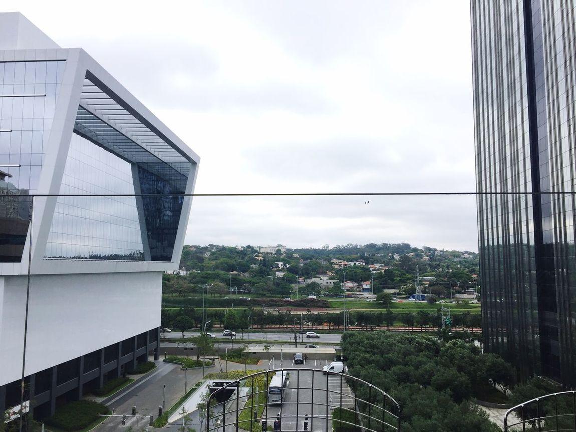 Do JK. Sky City Modern Skyscraper Landscape São Paulo Jk Shopping ♡ Shopping Mall