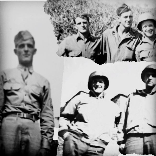 A collage of my Dad's Army pictures Vintage Photograph Photoshop #illustration #drawing #artwork #photoshop #digitalillustration #collageartist #collagecollective #gallery #visualart #photoshopcs6 #photoshopcs5 #photoshopcs3 #photoshoptouch #photoshopcc #photoshopedit #photoshopelements Photoshopmaster Photos Blackandwhite Photography Family❤ Iphonephotography Vintagearmyphotos