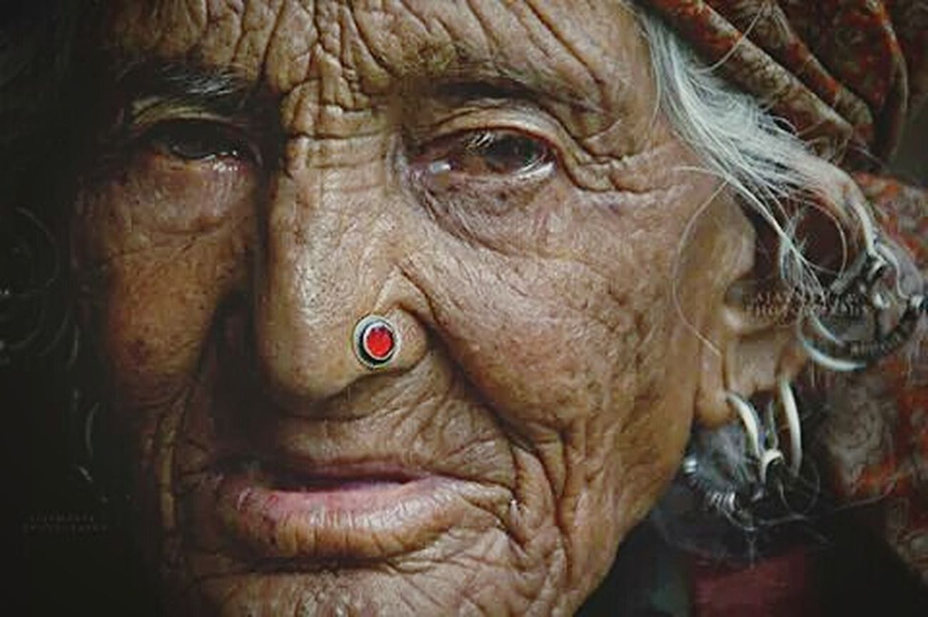 The Human Condition 102 years old lady in malana village in himachal pradesh Hello World People Malana Magic Valley