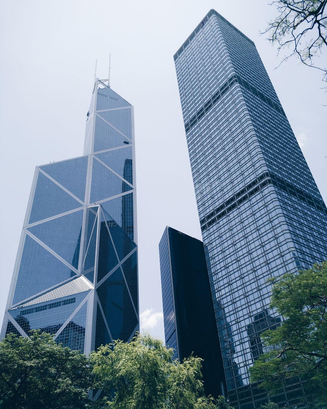 First Eyeem Photo HongKong Chinabank Streetviewphotography