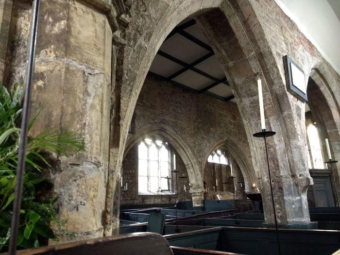 Arch Window Architecture Medieval Medieval Architecture Medieval Church York Holy Trinity Church Goodramgate Archades Archade