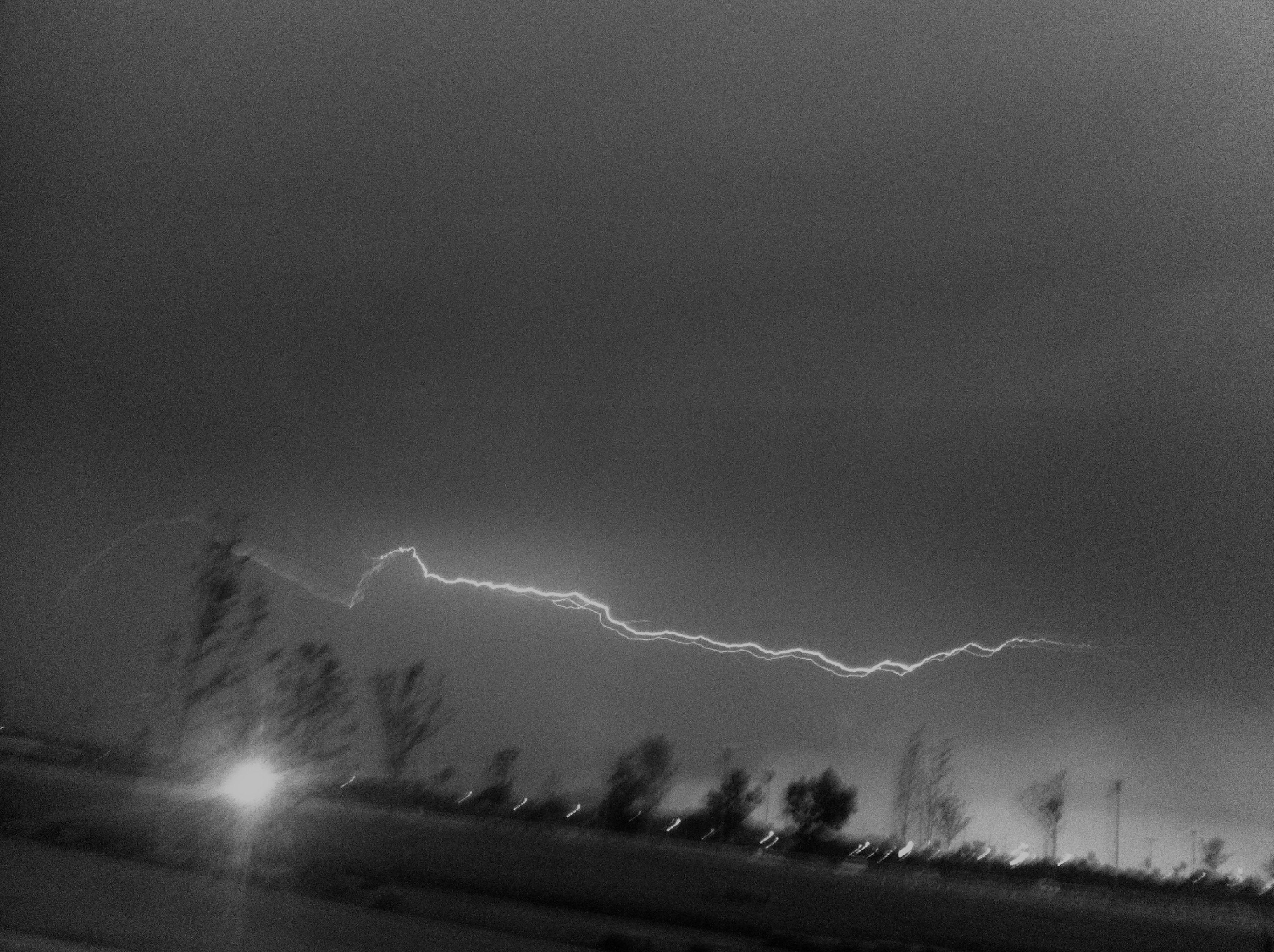 Storm Arrived