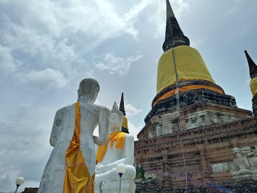 Wat mahatad, Ayuttaya Thailand. Temple Historical Monuments Thailand🇹🇭 Buddha Temple Lord Buddha Ayutthaya | Thailand Ayutthaya Historic Park Watmahathat