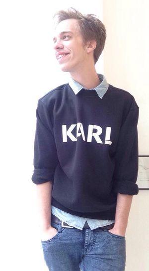 Karlmichael Smile Light Fashion www.karlmichael.net