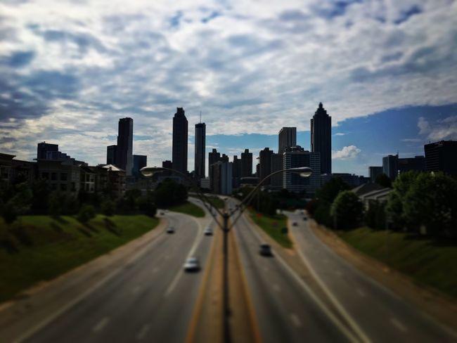 Jackson Street Bridge Atlanta Jacksonstreetbridge ATL East Coast