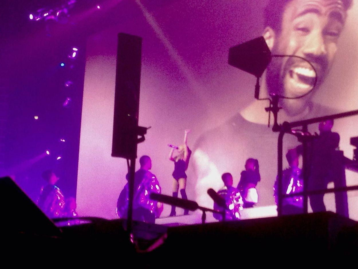 Throwback Arianagrande TheHoneyMoonTour Music Concert