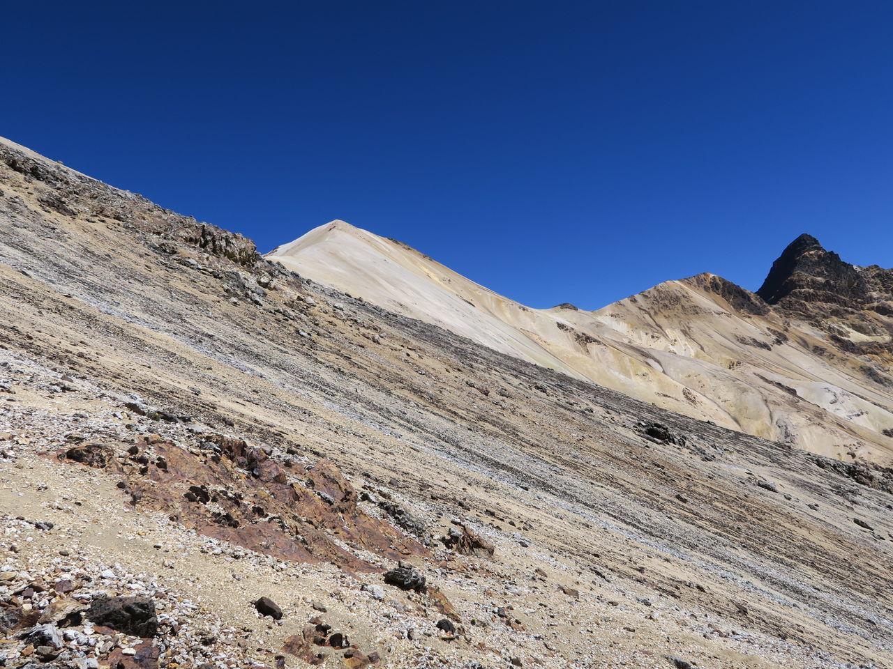 Parque Natural De Los Nevados Colombia Mountain Hiking