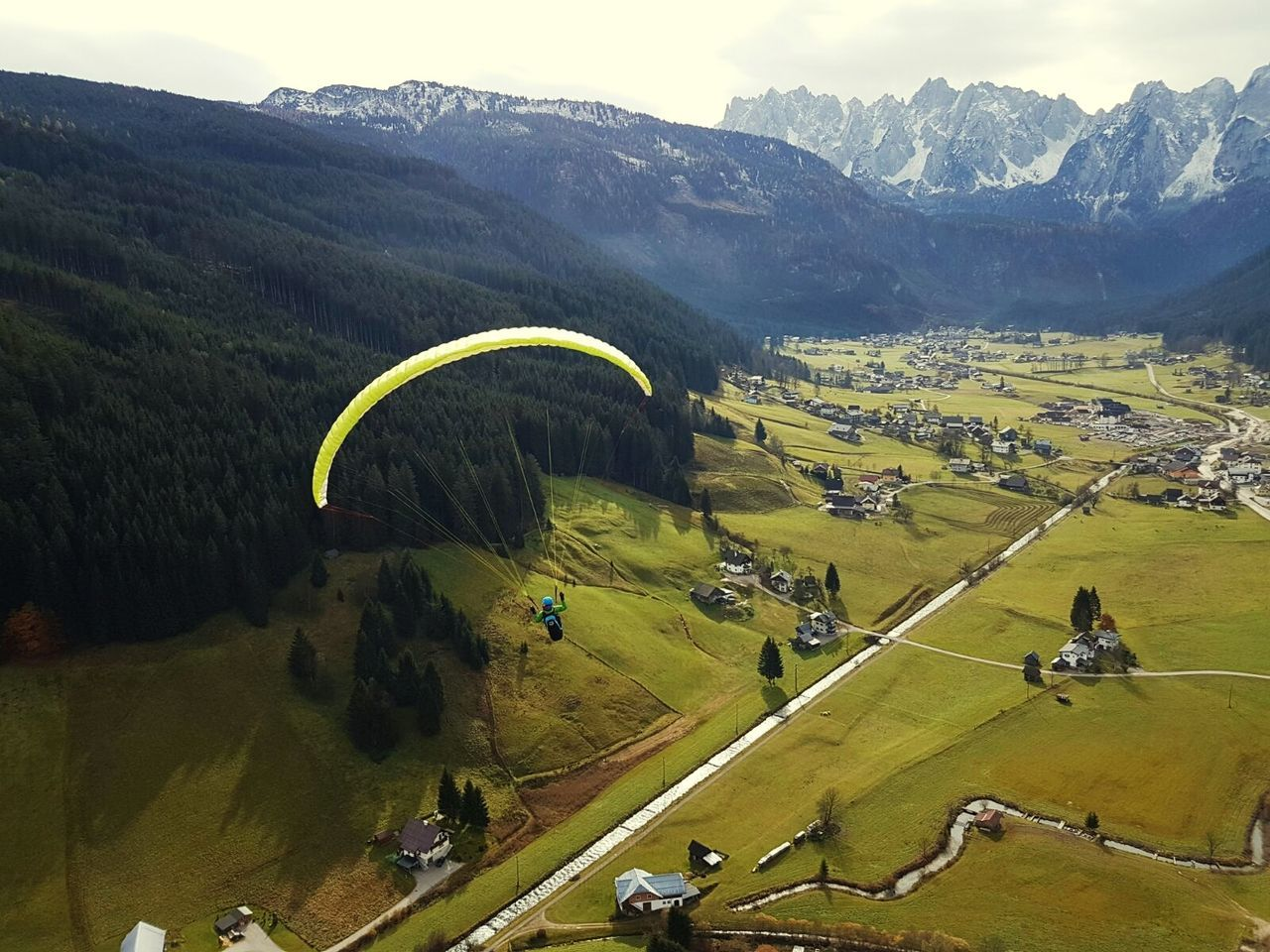 View From Above Inflightpictures Austria SalzburgerLand Gosaukamm Paragliding Mountains Colours Of Nature Snowy Mountains