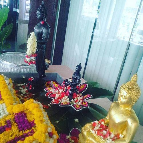 Our new years started now Songkarn2016 Thailandnewyear