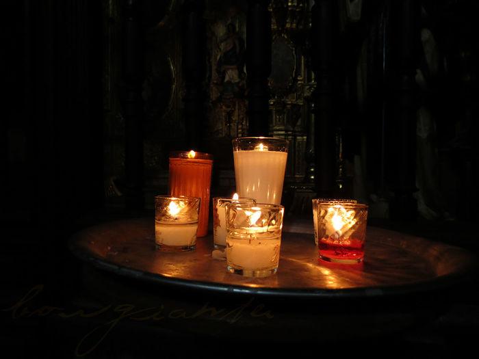 Borgiante Candle Flame Candlelight Candles Cdmx Church Churches Hope Mexico Mexico City
