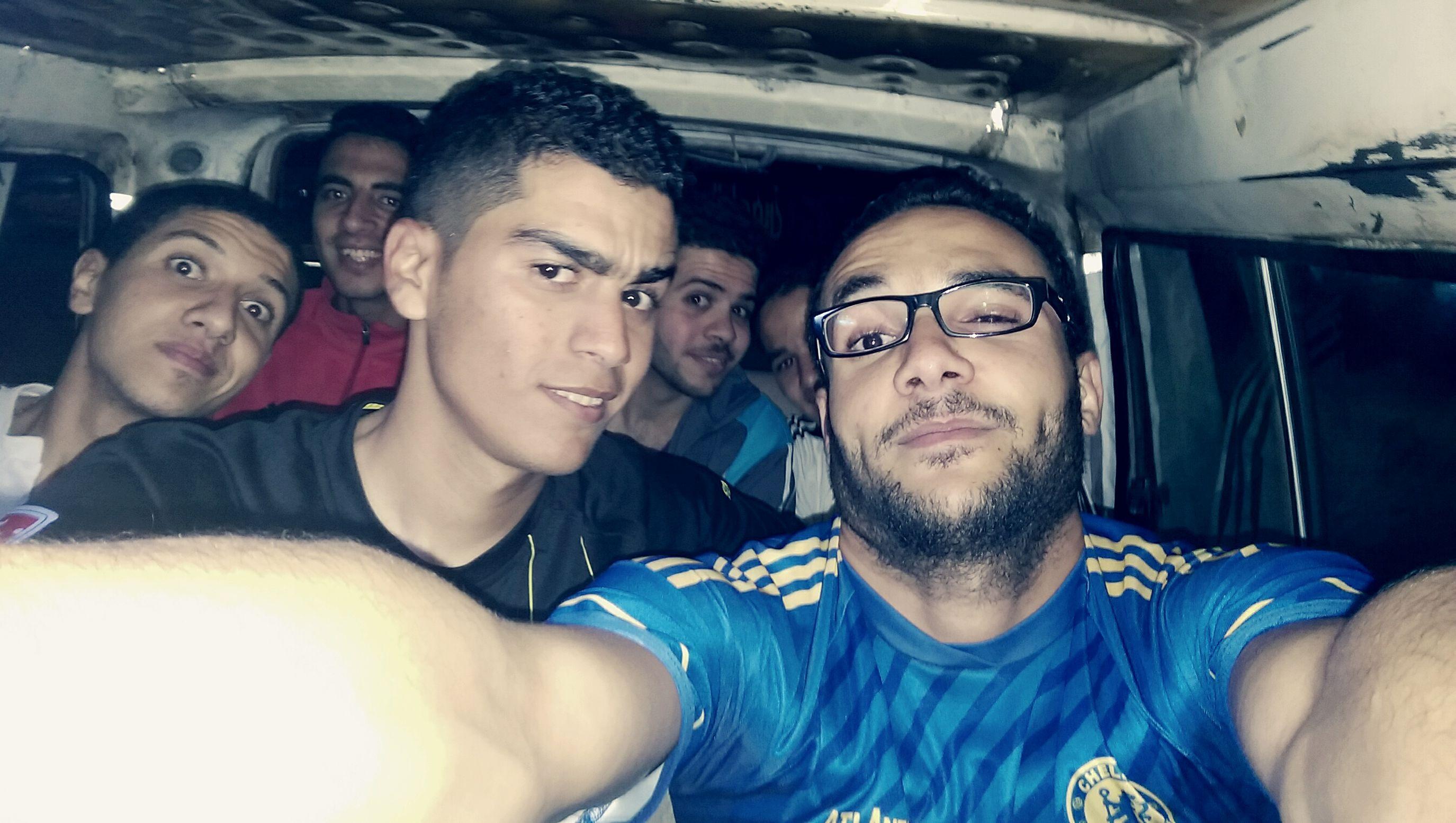 Friends Football Football Time  Victory Winning Match Selfie Happiness Chealsea Chealseafan
