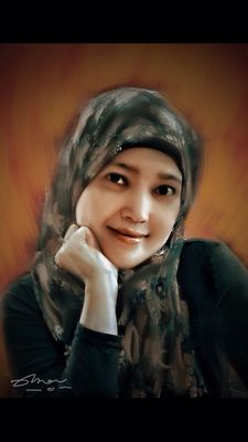 photo at my home by Dirham Zainuddin