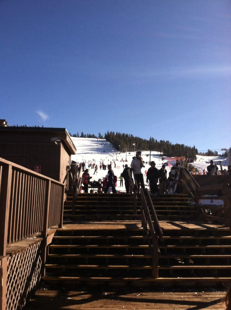 RePicture Wealth Skiing Angel Fire Newmexico