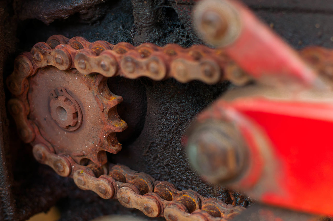 my old man Close-up Day Dirty And Rusty Gear Machinery Metal No People Outdoors Rusty Selective Focus The Great Outdoors - 2017 EyeEm Awards
