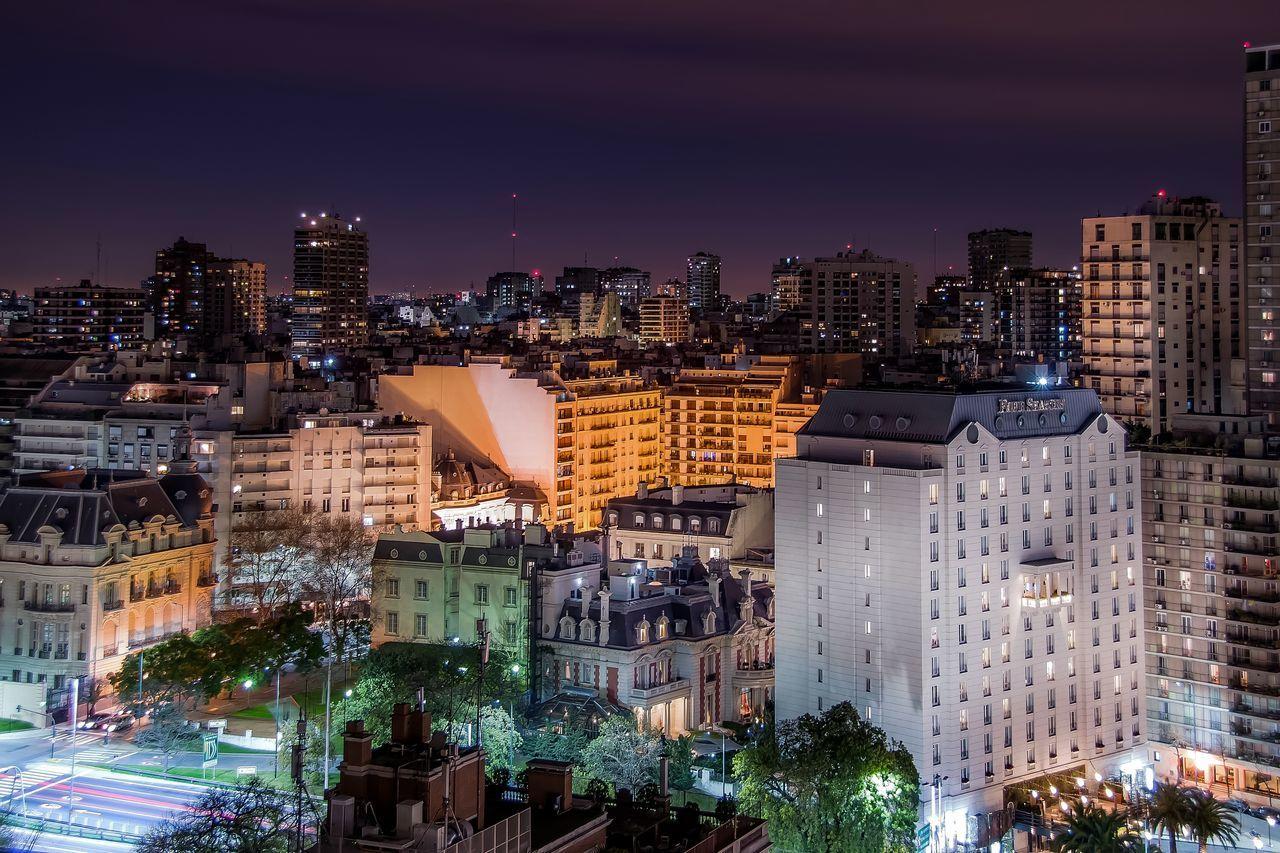 Argentina Argentina Photography Buenos Aires City Cityscape Long Exposure Long Exposure Shot Night Urban Urban Exploration