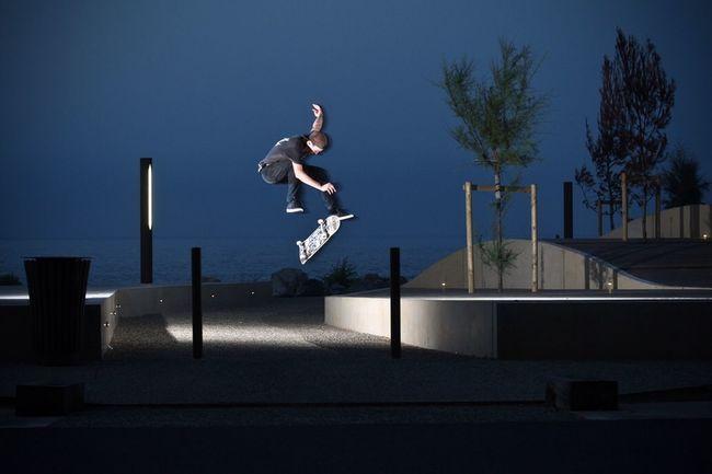 Jeremie Plisson 3.6 Flip Rekiem Skateboards Skateboarding