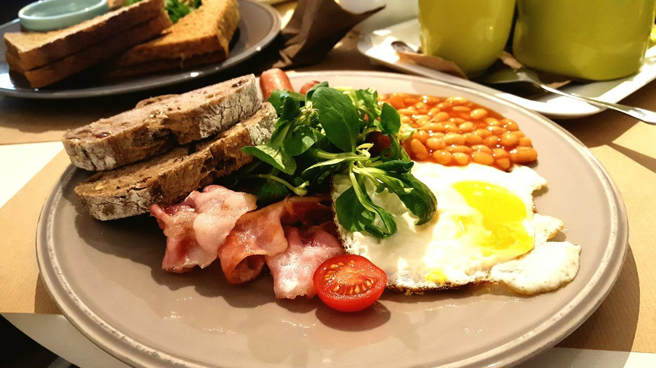 Breakfast English Breakfast Healthy Food Food Porn Breakfast Time Morningslikethese Morning
