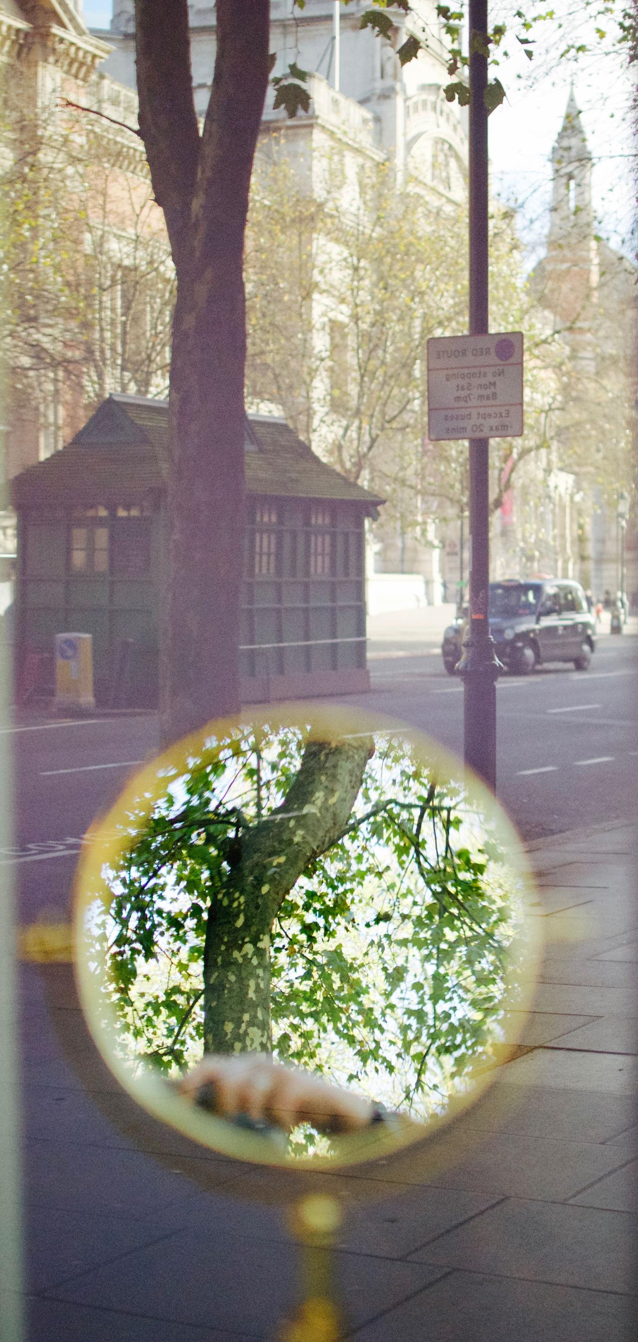 Reflecting on London lifel Londonlife Mirrorshot Black Cabs
