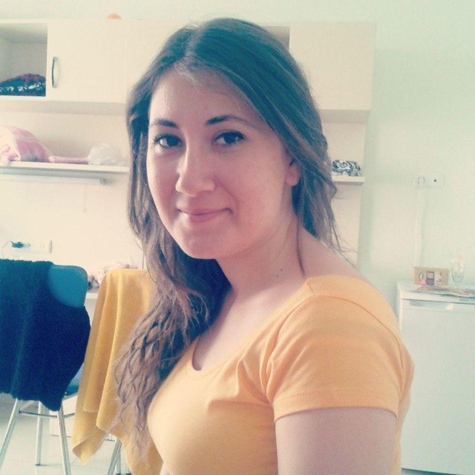 Yellow Sarı Kyk Smile kadınhanı