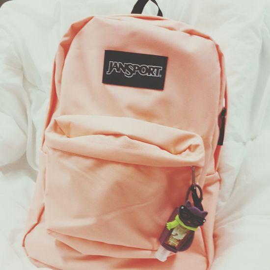 Jansport Backpack Peach Bathandbodyworks