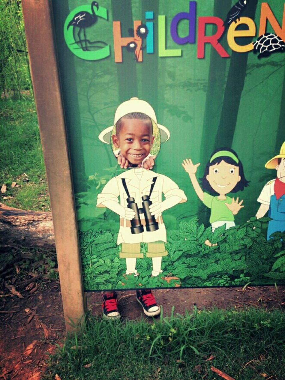 My son at the zoo ? Zoo Oklahoma City Zoo Fun Cute