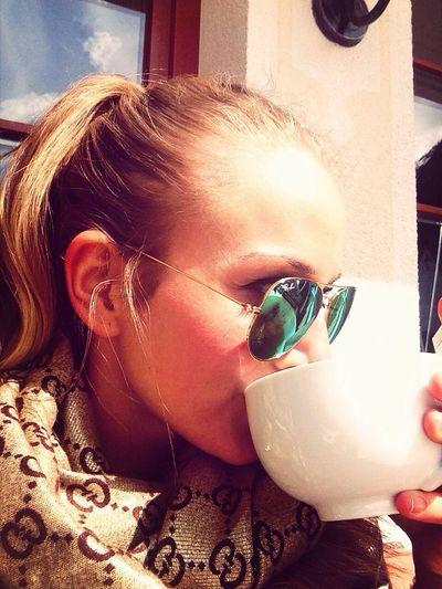 Like Tea in the Sunshine Fashion Skiing Body Sunglasses