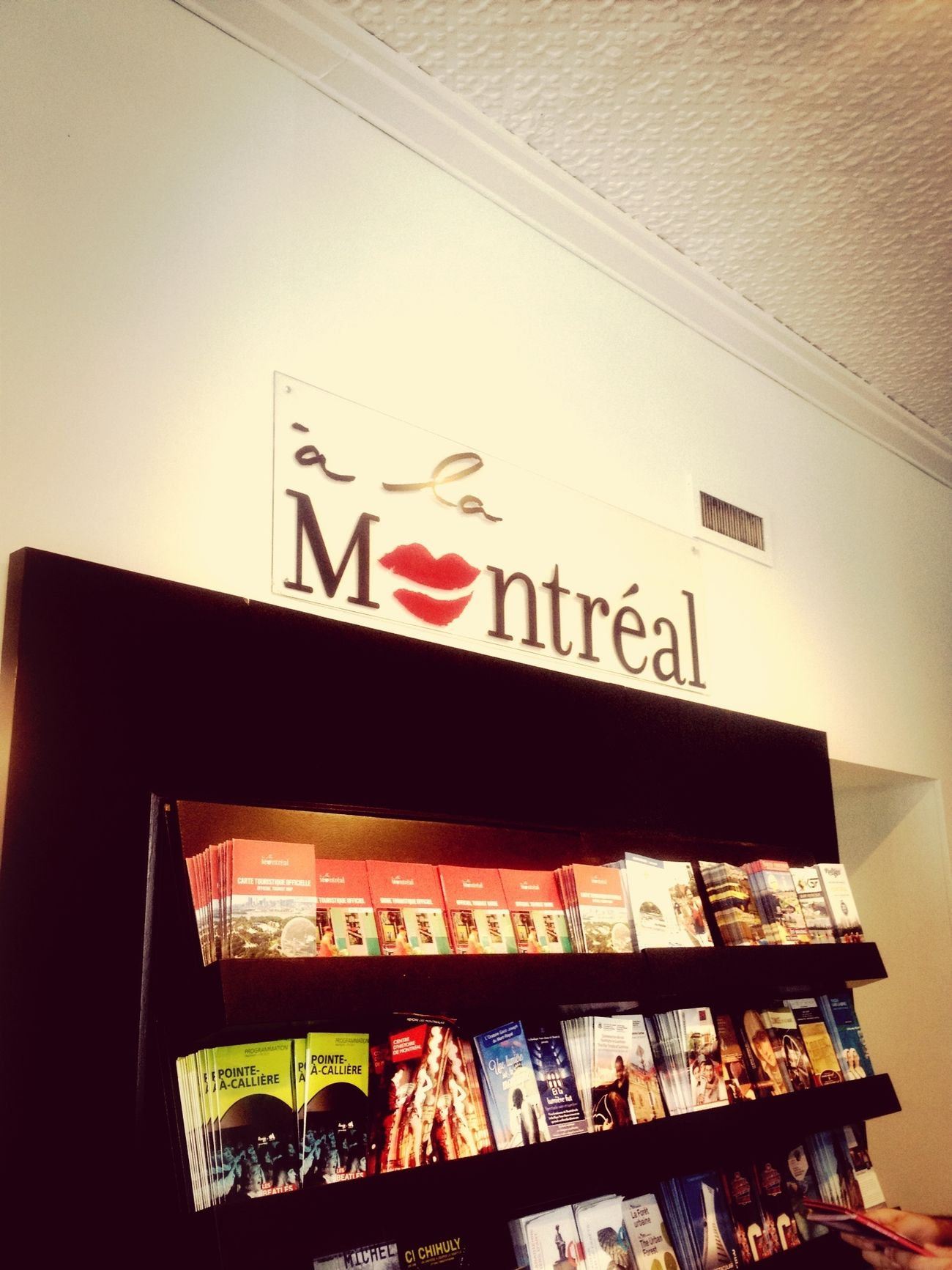 Montréal Information Travel Center