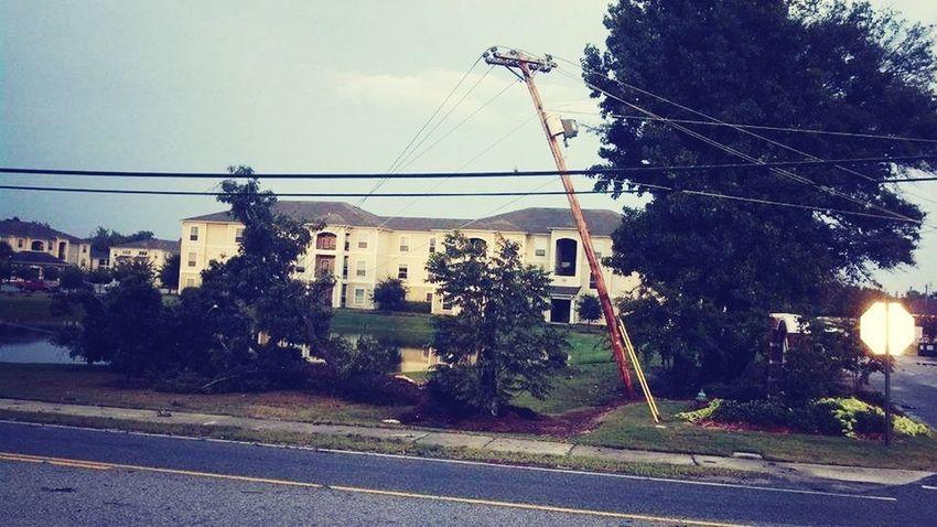 Power Lines Power Outage GSU