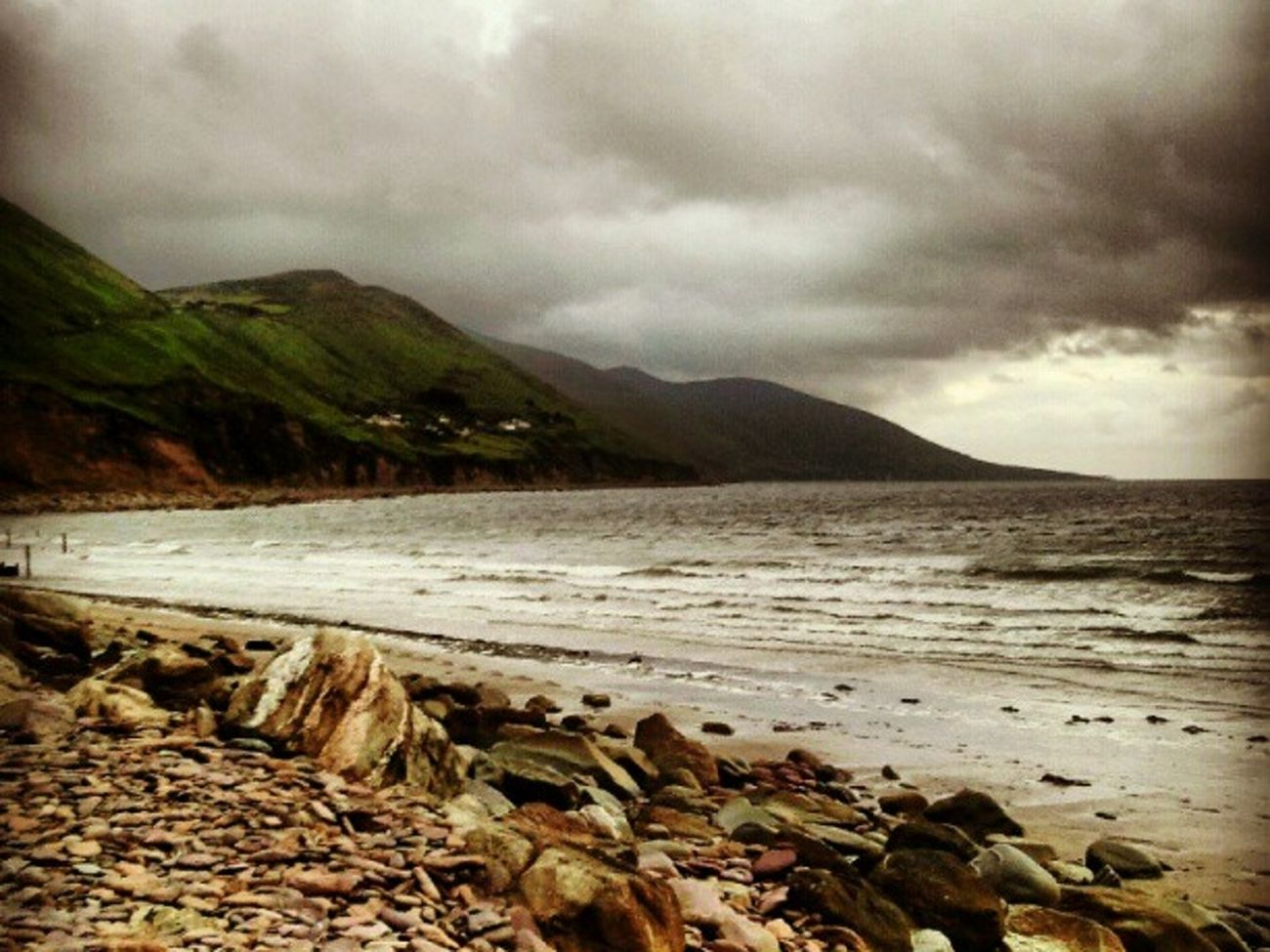 Kerry Ireland, Dingle Bay