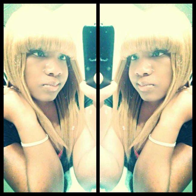 Boredom Cutie♥ Blondhair Team Lightskin💋