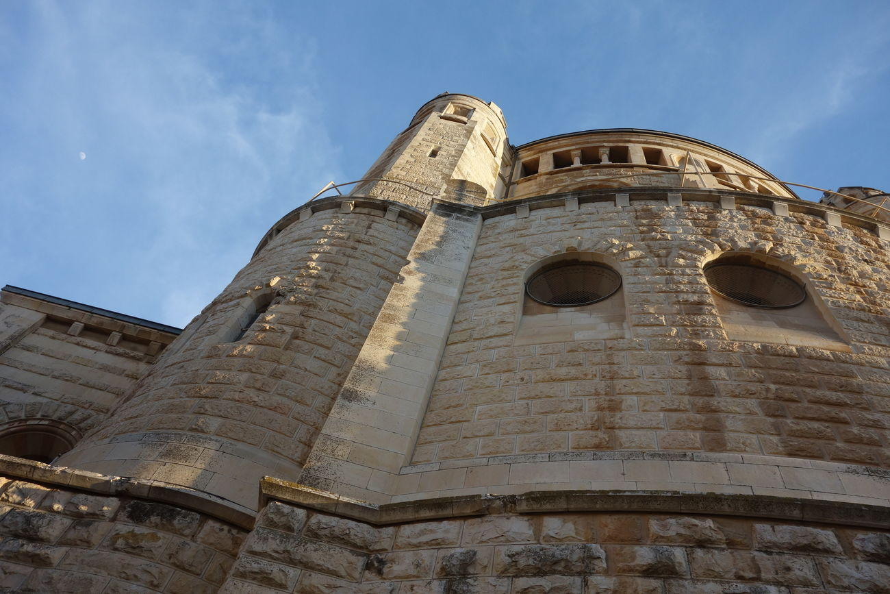 Ancient Ancient Civilization Architecture Building Exterior Built Structure Day Dormition Abbey History Low Angle View No People Outdoors Place Of Worship Religion Sky Spirituality Travel Destinations