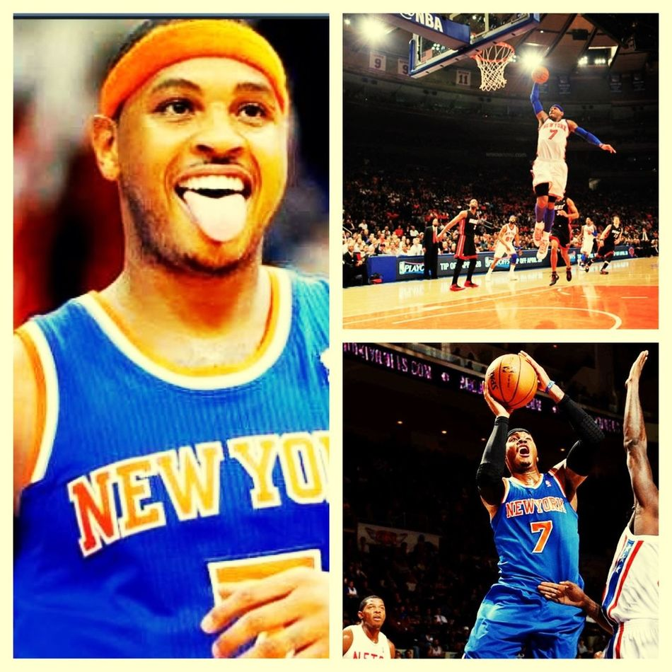 Knicks Nation Over Everything !