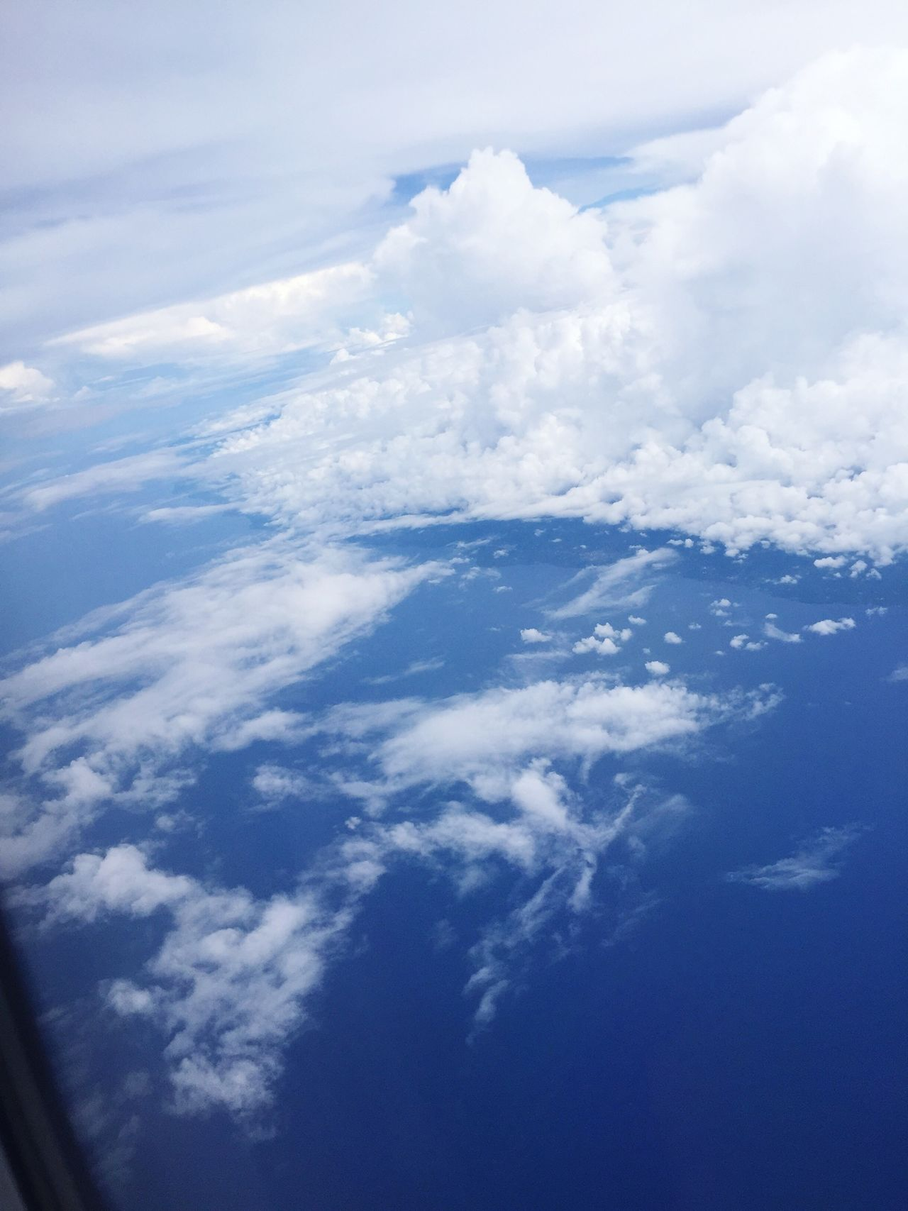From java to lombok island Check This Out Hello World Relaxing Taking Photos Enjoying Life Enjoyment Hello World Outdoors INDONESIA IPhoneography Clear Sky Sky From An Airplane Window From My Point Of View Taking Photos Hanging Out Check This Out