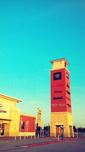 Premium Outlets Shopping ♡ Architecture Grandprairie Texas A Great Place to Shop and Walk... Grand Prairie, Texas
