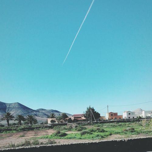 Hello World Taking Photos Enjoying Life Islas Canarias Paradise Morning Fuerteventura First Eyeem Photo Blue Sky Relaxing