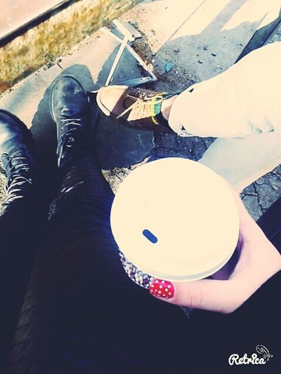 Hotchocolate ♥ Dearfriend ♥ Enjoying Life ♥ Ourleggs