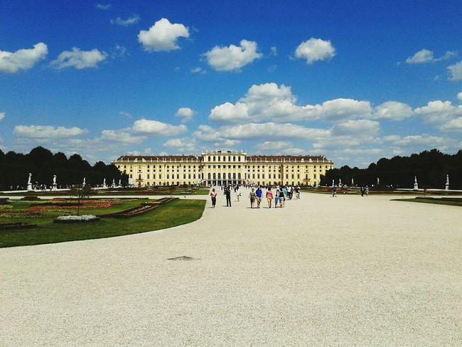 Vienna Visiting Vienna Belvedere No Filter