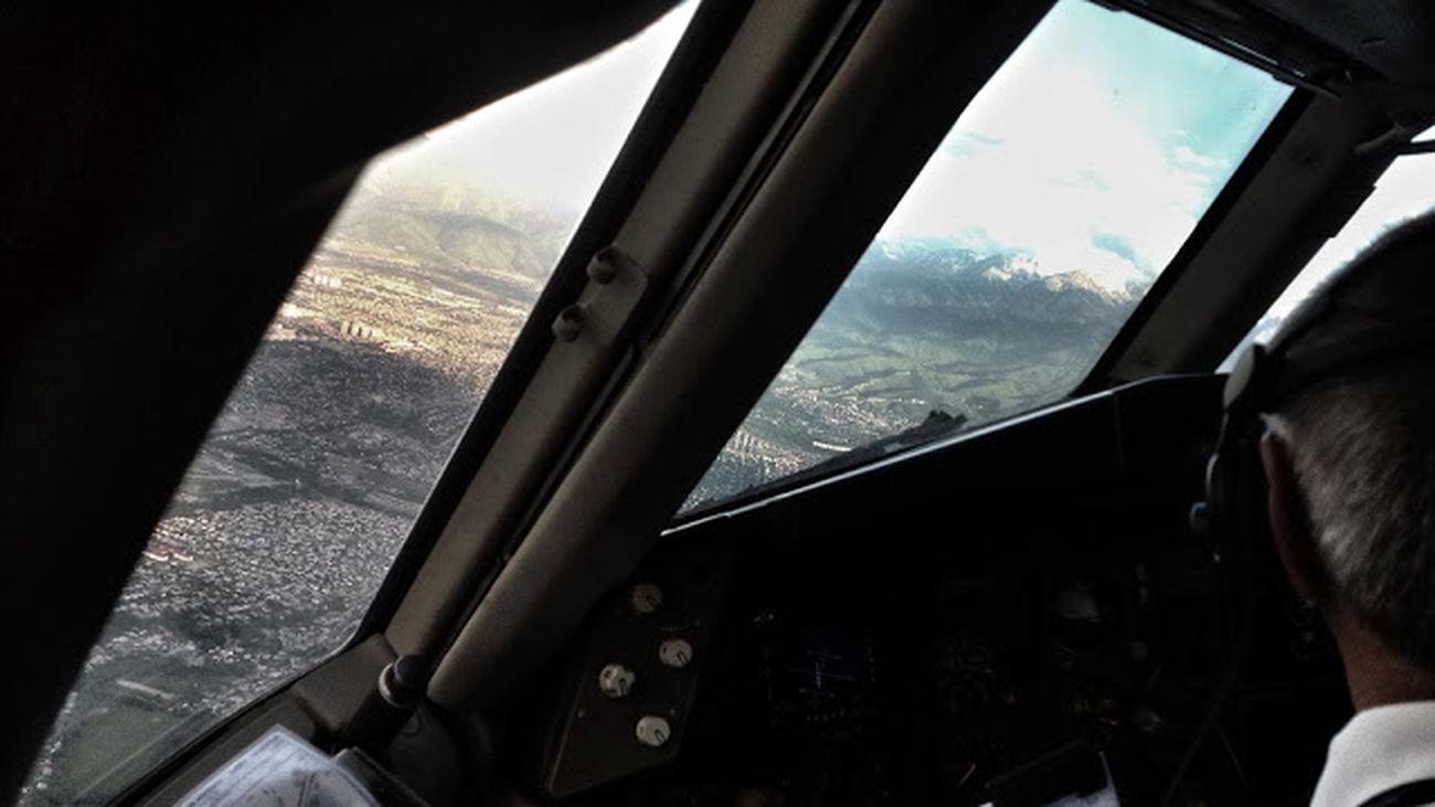 Approach to UAAA. Самолёты