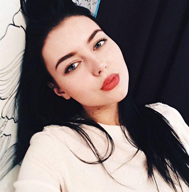 That's Me Perfect Model Russian Girl Amazing Pretty Beautiful Picoftheday Hello World