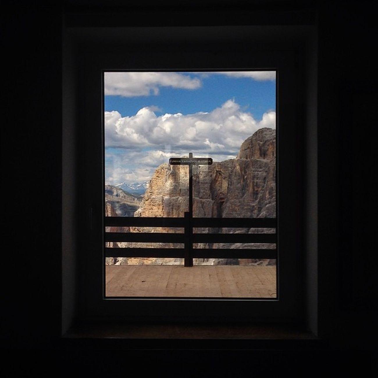 Mountains Framed Fineart Iphonography Alps Instalife Dolomites Summer2014 LifeLessOrdinary Meshpics Lagazuoi Webstapics