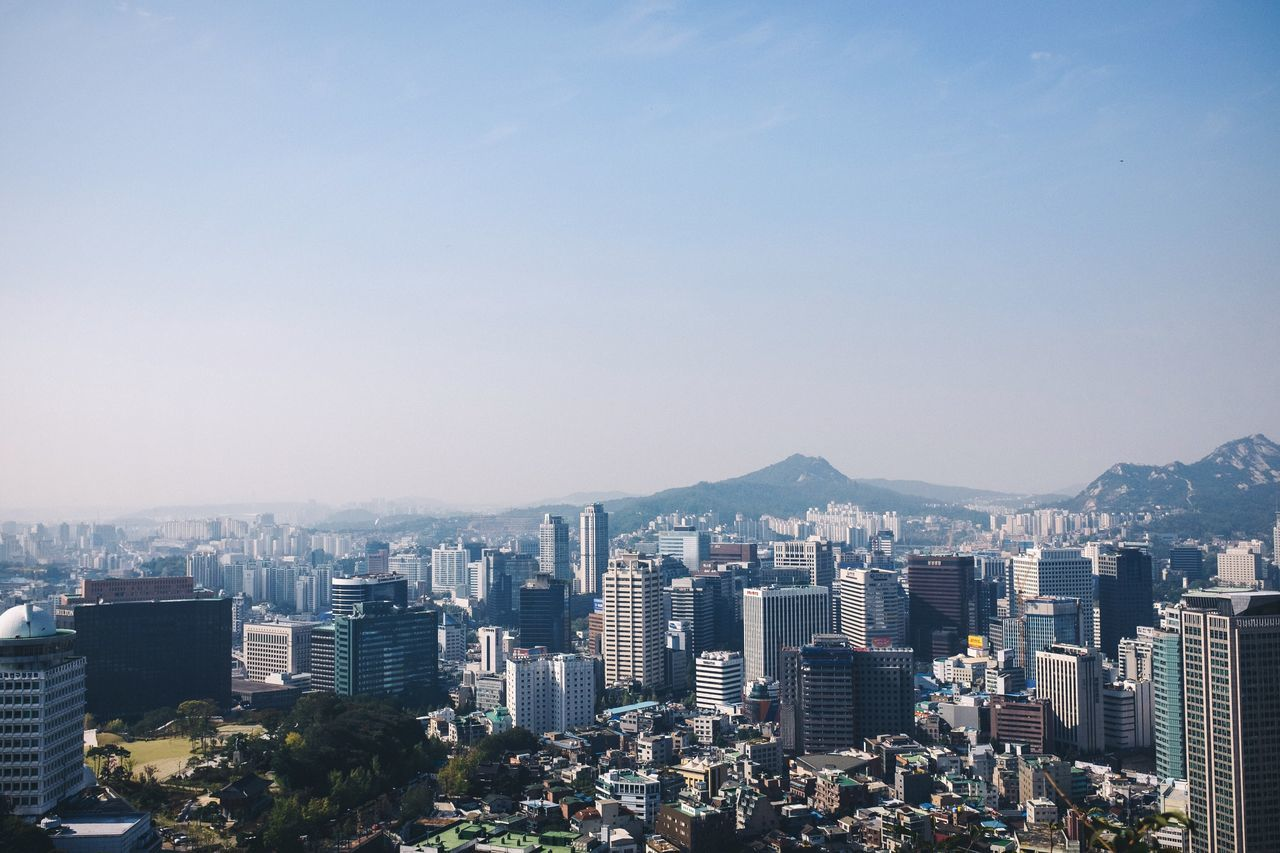 Beautiful stock photos of seoul, Architecture, Beauty In Nature, Building Exterior, Built Structure