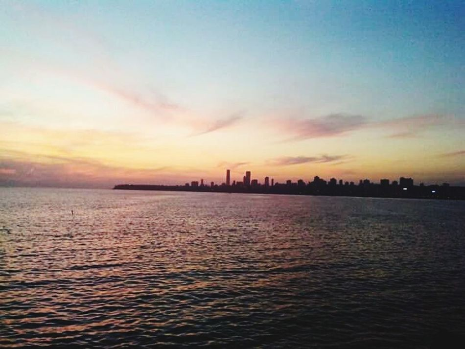 Sunset Marindrive